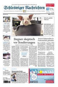 Schleswiger Nachrichten - 06. Januar 2018