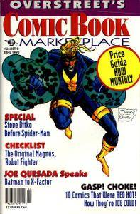Overstreets Comic Book Marketplace 002 1993