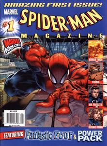 Spider-Man Magazine #1 – 15 (2008-2011