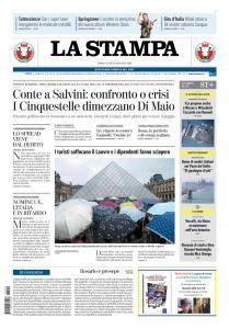 La Stampa Imperia e Sanremo - 29 Maggio 2019