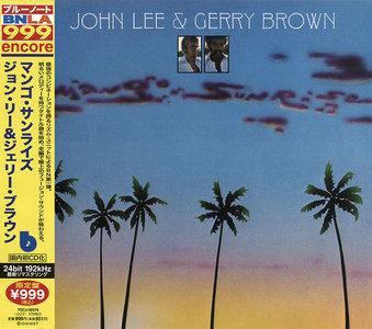 John Lee & Gerry Brown - Mango Sunrise (1975) [Japanese Reissue 2013]