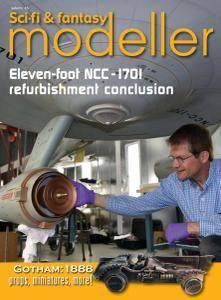Sci-fi & Fantasy Modeller - Volume 45 2017