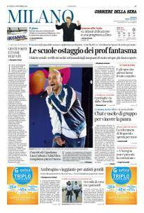 Corriere della Sera Milano - 27 Novembre 2017