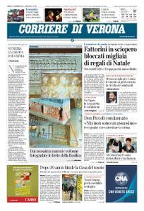 Corriere di Verona – 14 dicembre 2019