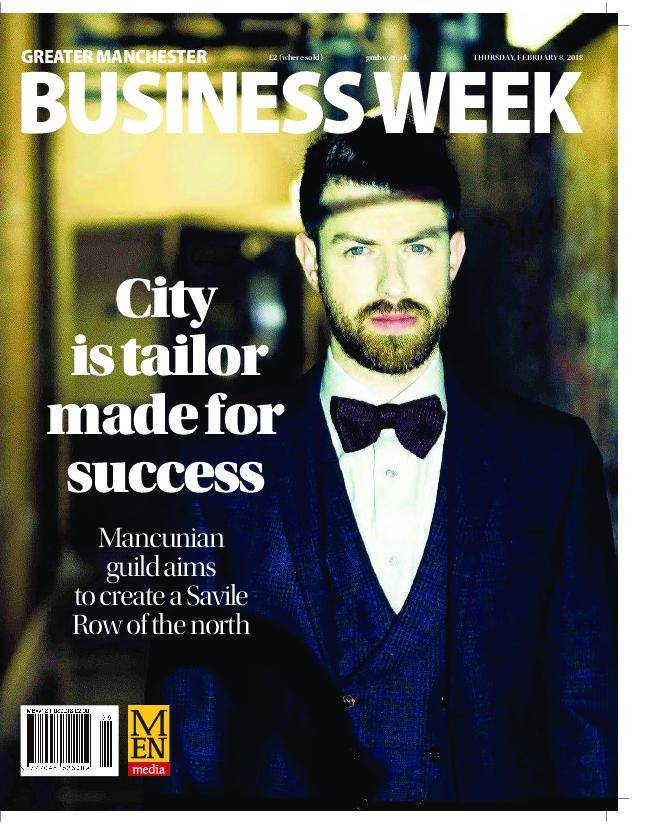 Greater Manchester Business Week – February 08, 2018