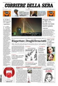 Corriere della Sera - 12 Maggio 2021