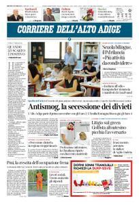 Corriere dell'Alto Adige – 02 ottobre 2018