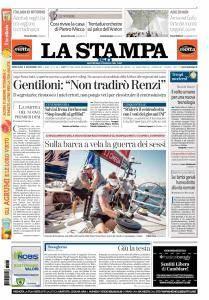 La Stampa Imperia e Sanremo - 8 Novembre 2017