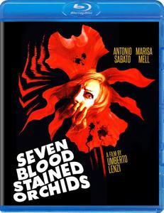Seven Blood-Stained Orchids (1972) Sette orchidee macchiate di rosso