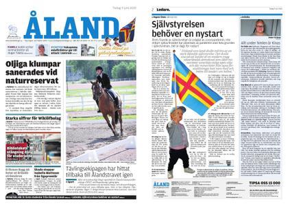 Ålandstidningen – 09 juni 2020