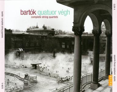 Vegh Quartet - Bela Bartok: Complete String Quartets (2001) 3CDs [Re-Up]