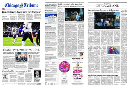 Chicago Tribune – December 31, 2018