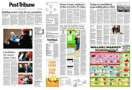 Post-Tribune – October 16, 2019