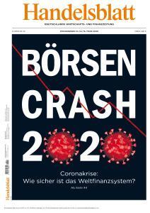 Handelsblatt - 13-15 März 2020