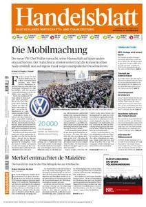 Handelsblatt - 07. Oktober 2015