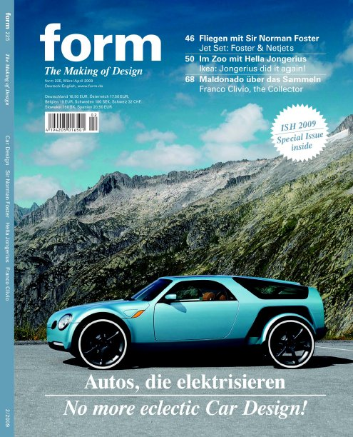 form the making of design issue 225 Germany