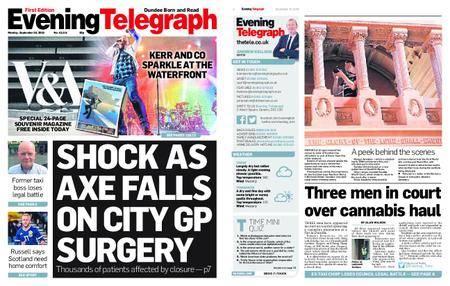Evening Telegraph First Edition – September 10, 2018