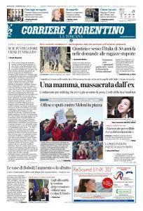 Corriere Fiorentino La Toscana - 14 Febbraio 2018