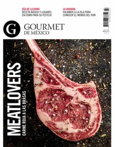 Gourmet de México - junio 2019