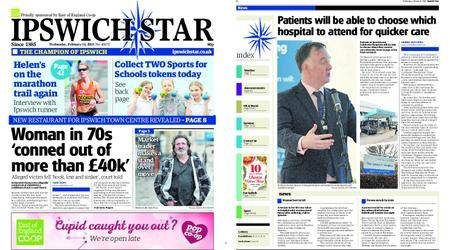 Ipswich Star – February 14, 2018