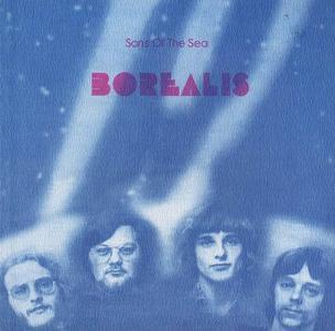 Borealis - Sons of the Sea (1972) + Professor Fuddle's Fantastic Fairy Tale Machine (1974) [Reissue 2005]