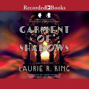 «Garment of Shadows» by Laurie R. King