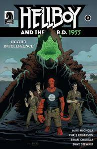 Hellboy and the B P R D - 1955 - Occult Intelligence 002 2017 digital Son of Ultron-Empire
