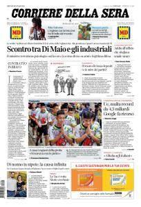 Corriere della Sera - 19 Luglio 2018