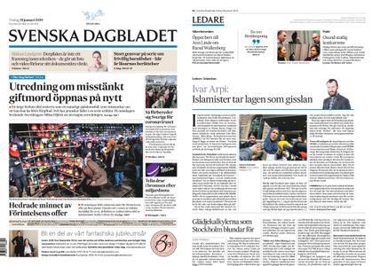 Svenska Dagbladet – 28 januari 2020