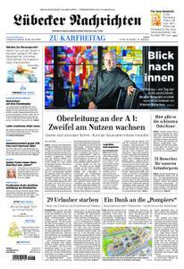Lübecker Nachrichten Mecklenburg - 19. April 2019