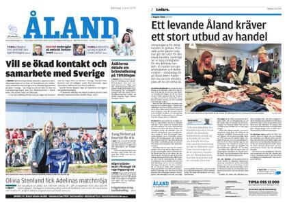 Ålandstidningen – 03 juni 2019