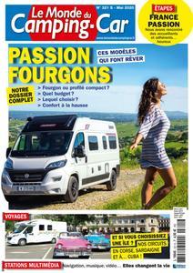 Le Monde du Camping-Car - mai 2020