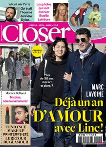 Closer France - 08 mars 2019