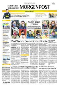 Solinger Morgenpost – 07. April 2020