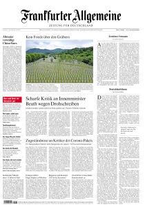Frankfurter Allgemeine Zeitung - 11 Juli 2020