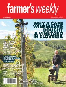 Farmer's Weekly - 14 August 2020