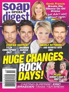Soap Opera Digest - October 15, 2018