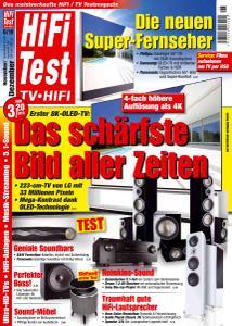 Hifi-Test Germany - November-Dezember 2019