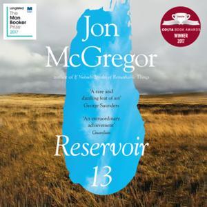 «Reservoir 13» by Jon McGregor