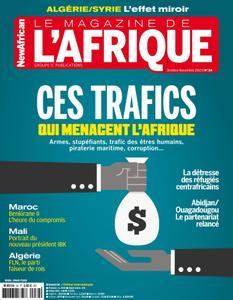 New African, le magazine de l'Afrique - Octobre - Novembre 2013