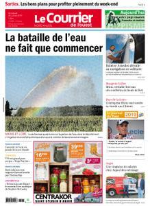 Le Courrier de l'Ouest Nord Anjou – 26 juillet 2019