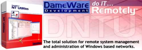DameWare NT Utilities ver. 5.0.1.5