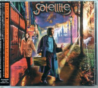 Satellite - A Street Between Sunrise And Sunset (2003) {Japan 1 st Press}