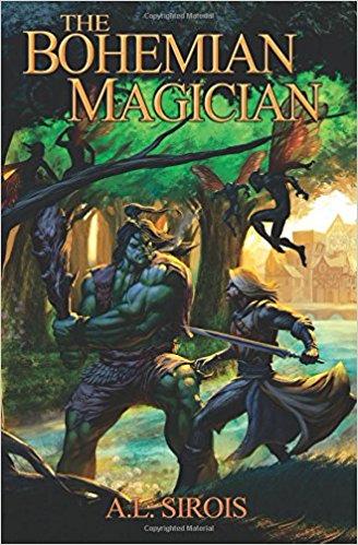 The Bohemian Magician - A.L. Sirois