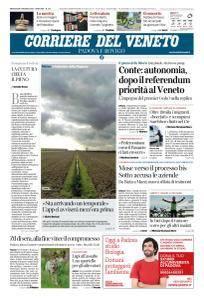 Corriere del Veneto Padova e Rovigo - 6 Giugno 2018