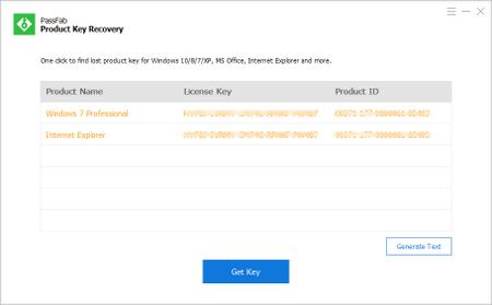 PassFab Product Key Recovery 6.3.0.5 Multilingual