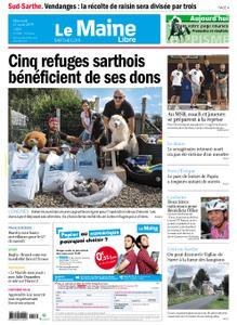 Le Maine Libre Sarthe Loir – 21 août 2019