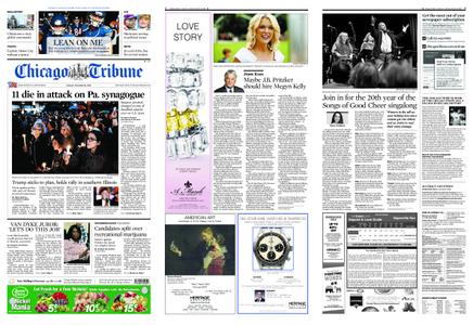 Chicago Tribune – October 28, 2018