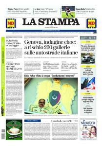 La Stampa Torino Provincia e Canavese - 10 Gennaio 2020