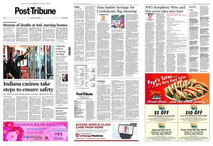 Post-Tribune – June 14, 2020